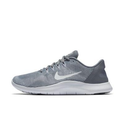 Купить Женские беговые кроссовки Nike Flex RN 2018, Холодный серый/Белый, 21185409, 12122827