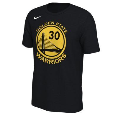 Stephen Curry Golden State Warriors Nike Dri-FIT Men's NBA T-Shirt