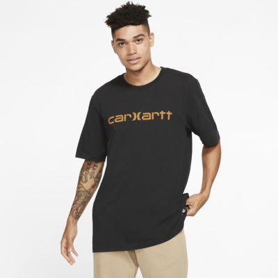 ハーレー x カーハート ロックアップ メンズ Tシャツ