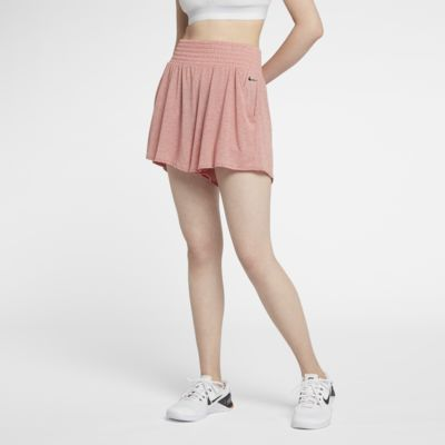 Nike Dri-FIT Studio 女子瑜伽训练短裤