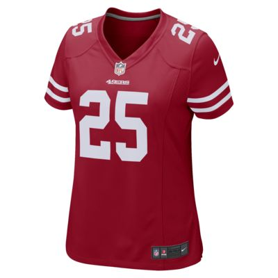 e82e7c13 NFL San Francisco 49ers Game (Richard Sherman) Women's Football ...