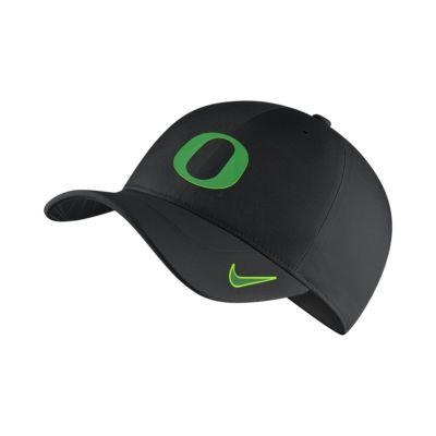 legacy91-sideline-oregon-adjustable-hat-