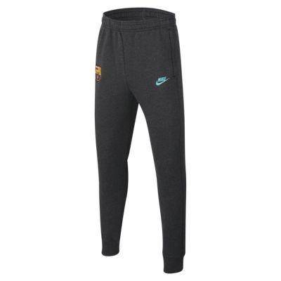 Флисовые брюки для школьников FC Barcelona