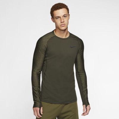 Ανδρική μακρυμάνικη μπλούζα προπόνησης Nike Pro