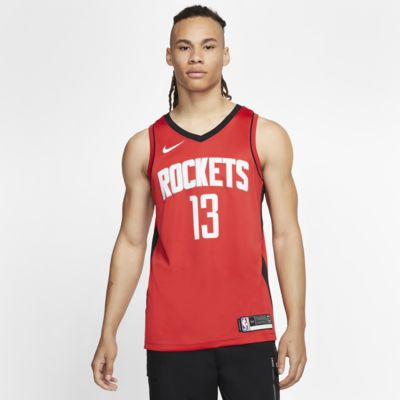 James Harden Icon Edition Swingman (Houston Rockets) Men's Nike NBA Connected Jersey