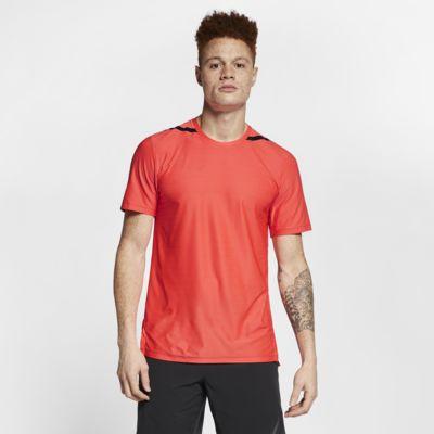 Pánské tréninkové tričko Nike Dri-FIT Tech Pack s krátkým rukávem
