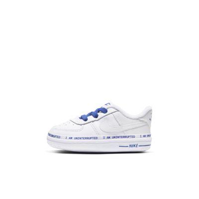 """Nike Force 1 """"MTAA"""" Baby Shoe"""