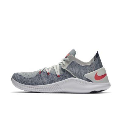Nike Free TR Flyknit 3 Sabatilles per al gimnàs, cross-training i entrenaments d'alta intensitat per intervals - Dona
