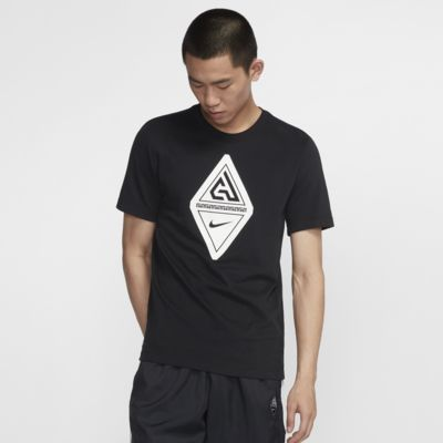 Giannis Nike Dri-FIT Men's Logo Basketball T-Shirt