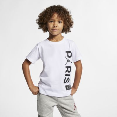 Paris Saint-Germain–T-shirt til små børn