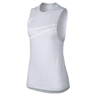 Nike Dri-FIT Women's Striped Training Tank