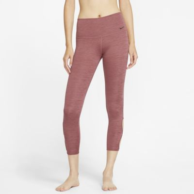 Nike Yoga 7/8-os női testhezálló nadrág