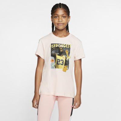 LeBron Big Kids' (Girls') T-Shirt