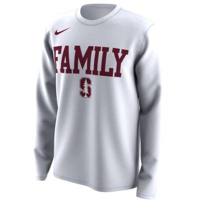 "Nike College Dri-FIT Legend ""Family"" (Stanford) Men's Long-Sleeve T-Shirt"