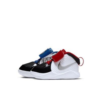 Nike Team Hustle D 9 Auto (TD) 婴童运动童鞋