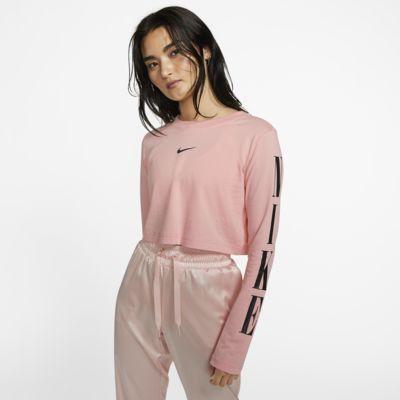 Nike Sportswear Women's Long Sleeve Crop Top
