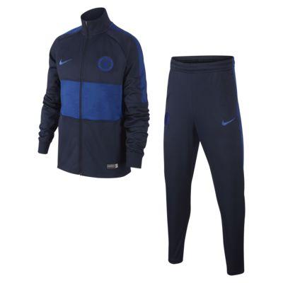 Conjunto de entrenamiento de fútbol para niños Chelsea FC Strike