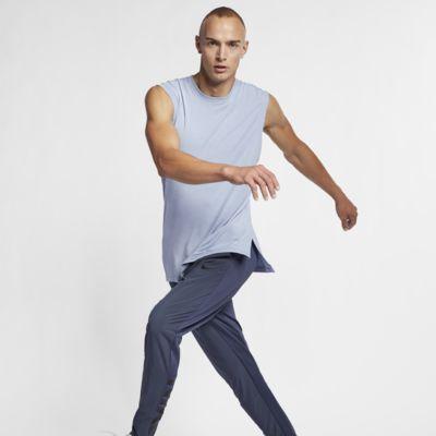 Nike Dri-FIT Yoga-Trainings-Tanktop für Herren