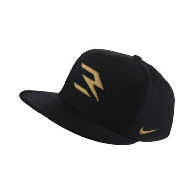Nike True Russell Wilson Swoosh Flex QS Fitted Hat