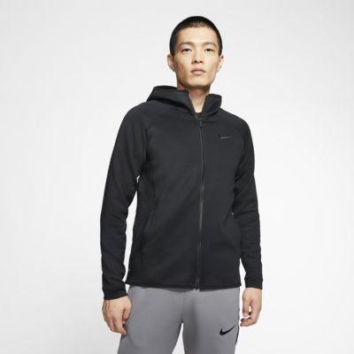 Męska bluza z kapturem do koszykówki Nike Therma Flex Showtime