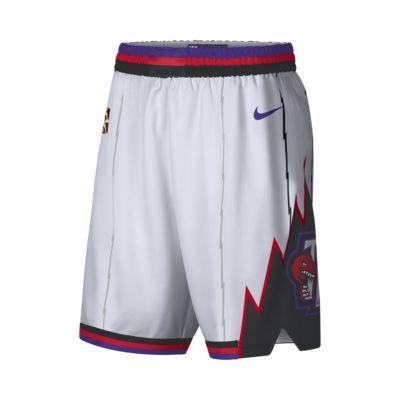 Męskie spodenki NBA Nike Toronto Raptors Classic Edition Swingman