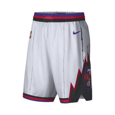 Toronto Raptors Classic Edition Swingman Men's Nike NBA Shorts