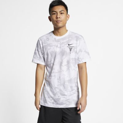 Nike Men's Printed Basketball T-Shirt