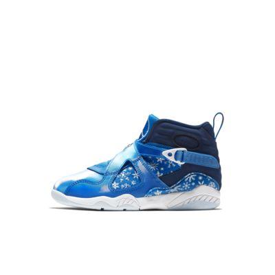 Air Jordan Retro 8 Pre-School Boys  Shoe. Nike.com 575deb544