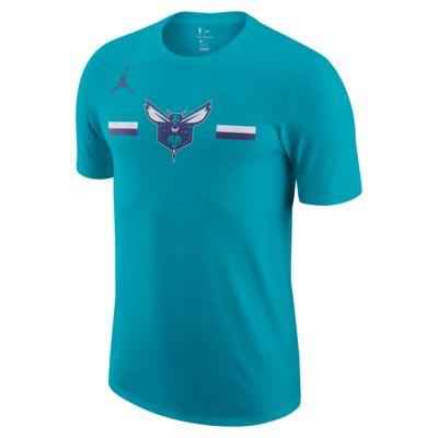 Pánské tričko NBA Charlotte Hornets Jordan Dri-FIT