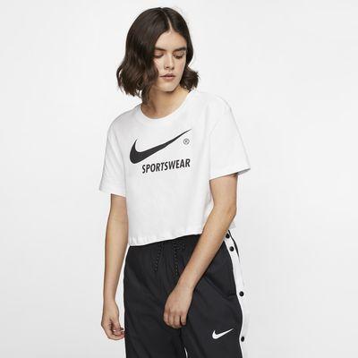 Nike Sportswear Kurzarm-Kurzoberteil für Damen