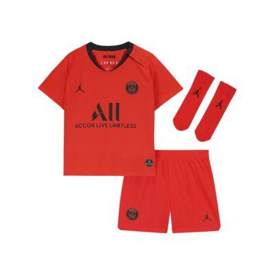 Kit para bebé de visitante Paris Saint-Germain 2019/20