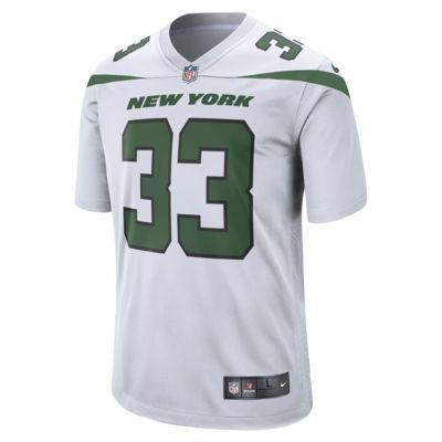 NFL New York Jets (Jamal Adams) Men's Game Football Jersey