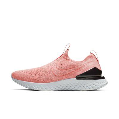 28747854bc37ba Nike Epic Phantom React Flyknit Damen-Laufschuh. Nike.com LU