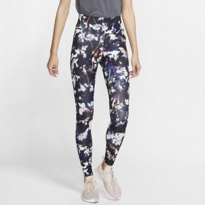 Nike One Damen-Tights mit Print