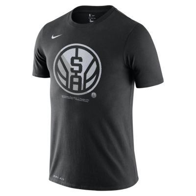 Tee-shirt NBA San Antonio Spurs Nike Dri-FIT pour Homme