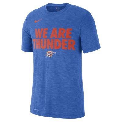 俄克拉荷马城雷霆队 Nike Dri-FIT 男子 NBA T恤