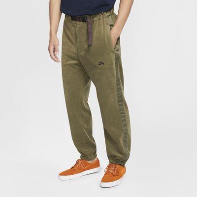 Pantalon de skateboard en tissu Fleece Nike SB pour Homme