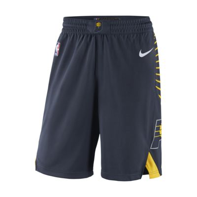Indiana Pacers Icon Edition Swingman Men's Nike NBA Shorts