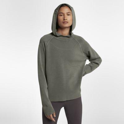 เสื้อสเวตเตอร์ผู้หญิงแบบทอ NikeLab Made in Italy
