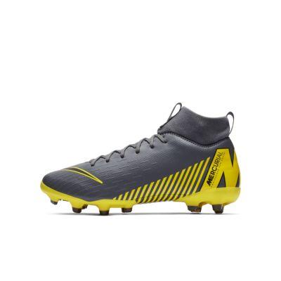 Футбольные бутсы для игры на разных покрытиях для дошкольников/школьников Nike Jr. Superfly 6 Academy MG Game Over