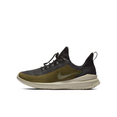Nike Renew Rival Shield BG大童跑步童鞋
