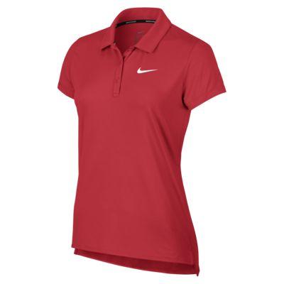 NikeCourt Pure 女子网球翻领T恤