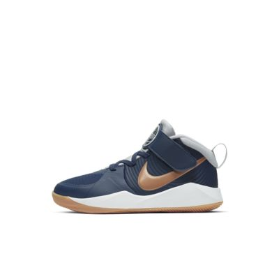 Nike Team Hustle D 9 Küçük Çocuk Ayakkabısı