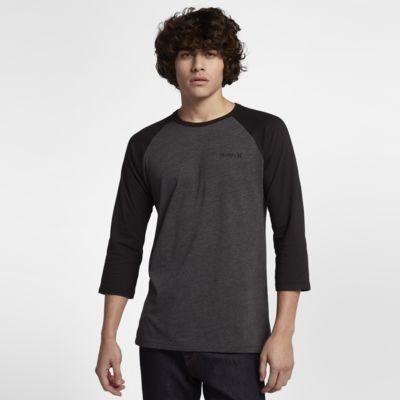 Купить Мужская футболка с рукавом 3/4 Hurley One And Only Raglan