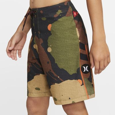 Hurley Phantom JJF Recruit Boys' 41cm (approx.) Boardshorts