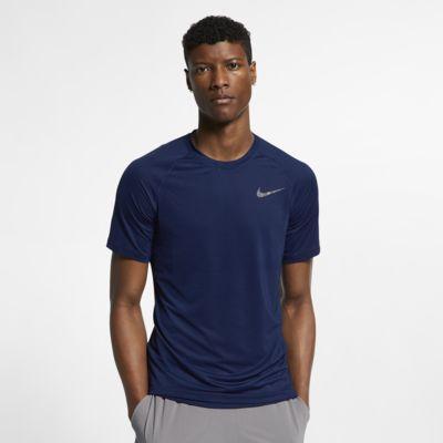 Nike Breathe Pro Herren-Kurzarmoberteil