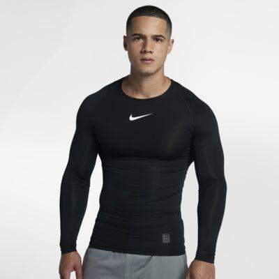 Prenda para la parte superior de manga larga para hombre Nike Pro