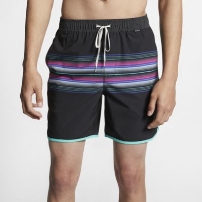 Hurley Phantom Baja Malibu Volley 43 cm Erkek Sörf Şortu