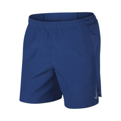 """Nike Challenger Men's 7"""" (18cm approx.) Lined Running Shorts"""
