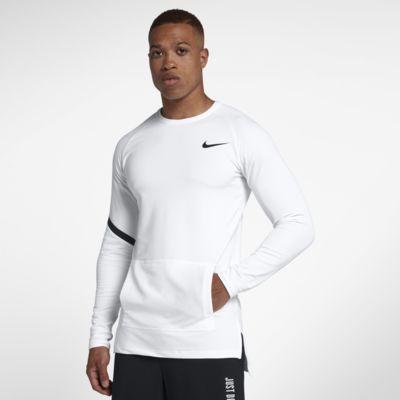 Prenda para la parte superior de manga larga para hombre Nike Pro Modern